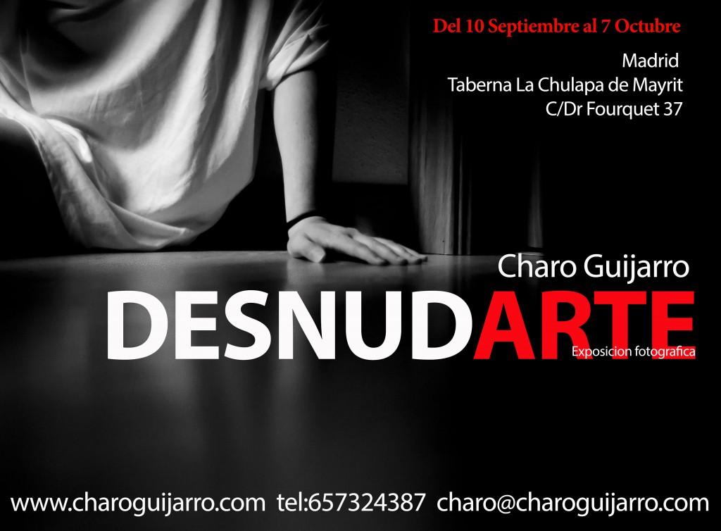Exposición fotografica Charo Guijarro
